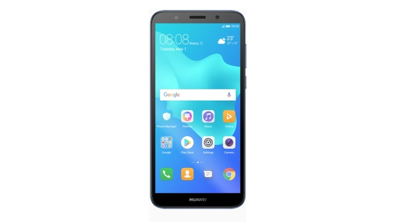 Huawei Y5 Prime (2018) लॉन्च, एंड्रॉयड 8.1 ओरियो पर चलने वाले इस फोन में है फेस अनलॉक