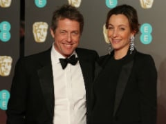 Hugh Grant, 57, Marries Anna Eberstein. <i>Love, Actually</i> It Is