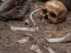 Burial Site Of Babies Wearing Skulls Of Other Children Stun Archaeologists