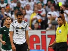 World Cup 2018: Germany Set To Be Without Mats Hummels Against Sweden