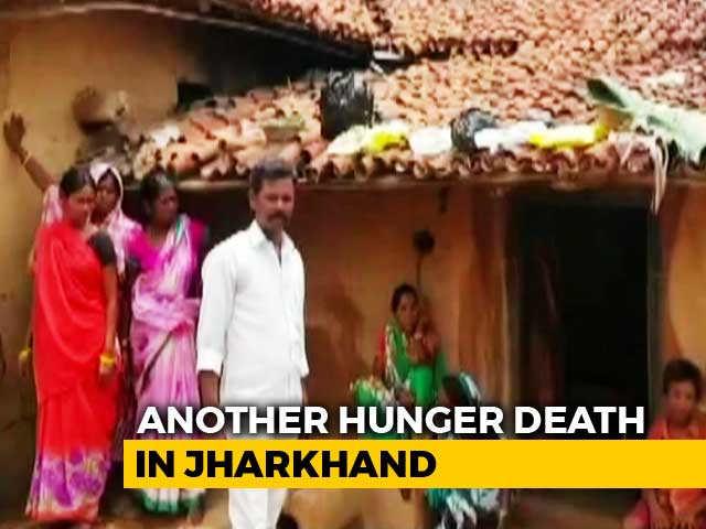 Video : No Food For 3 Days, Jharkhand Woman Allegedly Dies Of Starvation