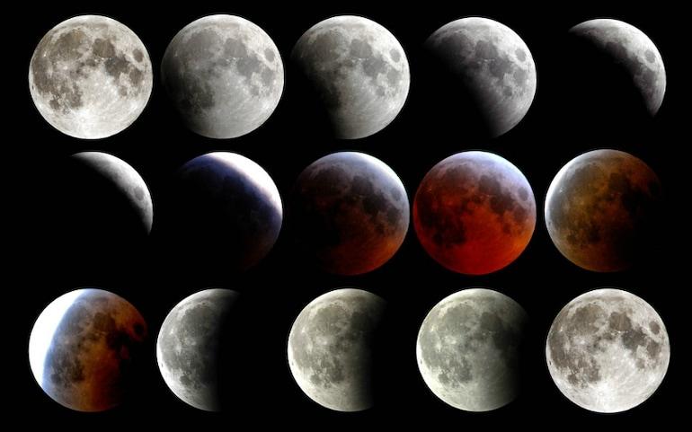 Chandra Grahan है आज, आप यहां देख पाएंगे Lunar Eclipse 2018 का लाइव स्ट्रीम