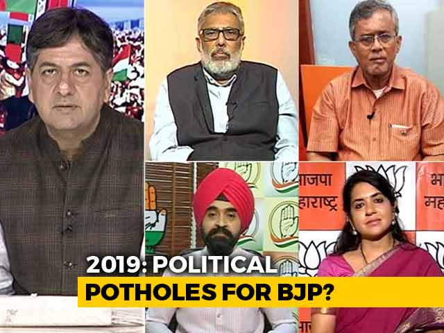 Video : Will Quota Protests Hurt BJP In 2019?