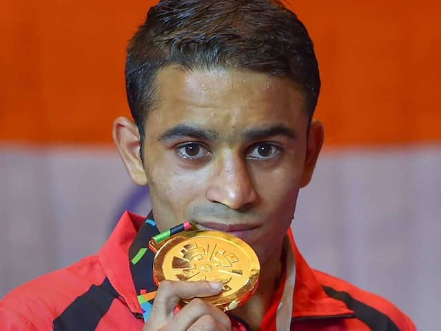 Asian Games 2018: Indias Amit Panghal Beats Olympic Champion To Win Boxing Gold