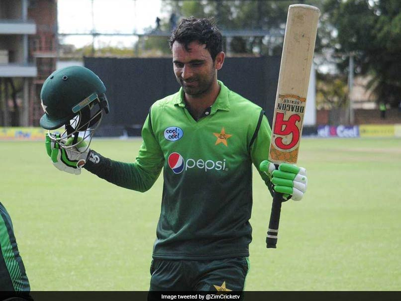 Fakhar Zaman Becomes First Pakistan Cricketer To Score Double Century In ODIs