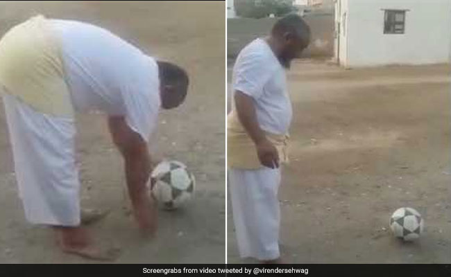 Virender Sehwag Calls This Man 'Messi Ke Chacha' For His Goal. Watch