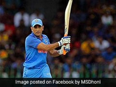 Massive Milestone Awaits MS Dhoni As India Take On England In ODI Series