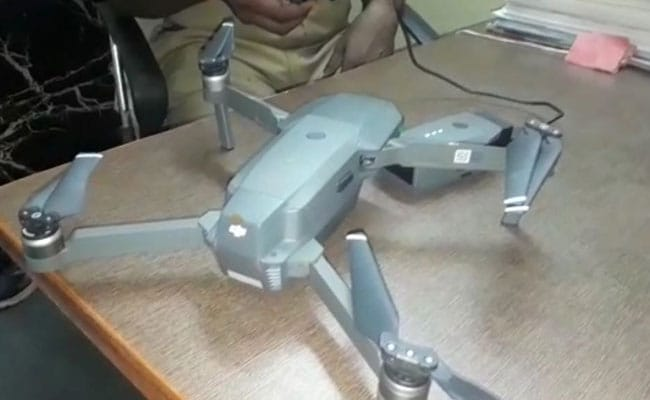 In Hyderabad, Cops Catch Woman Flying Drone Near Charminar At Night