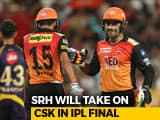IPL 2018 Qualifier 2: SRH Outshine KKR, To Face CSK In Final