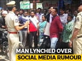 Video : WhatsApp Rumours Claim One More Life In Telangana