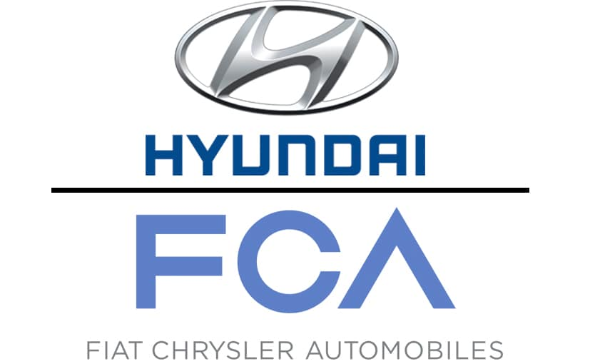 Hyundai Says FCA Buyout Rumor Is