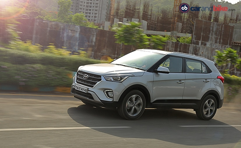 2018 Hyundai Creta facelift takes on Jeep Compass and Tata Hexa