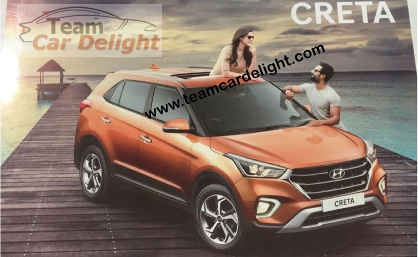 2018 Hyundai Creta Facelift Launch Details Revealed Ndtv Carandbike