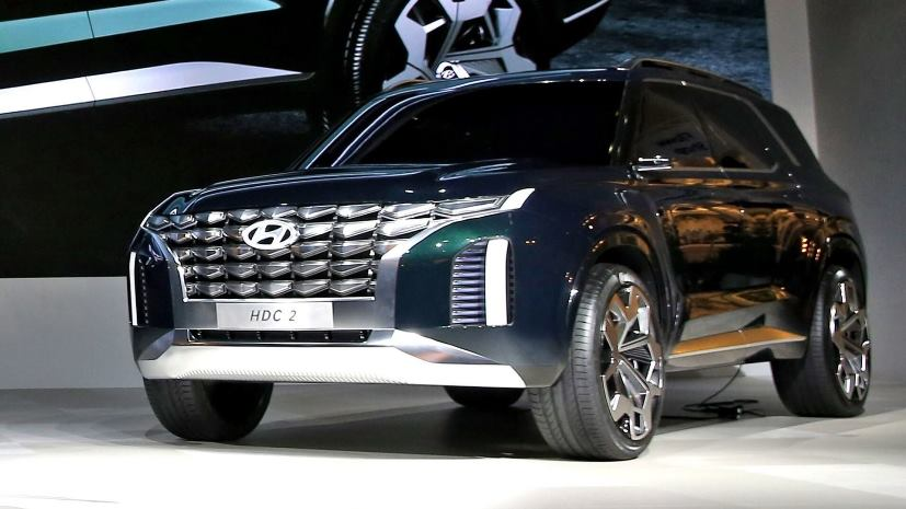 The Hyundai Palisade will make its global debut on November 28