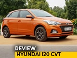 Video: Hyundai i20 Facelift CVT Automatic Gearbox Review