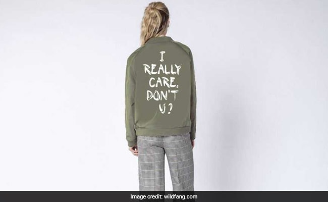A Version Of Melania Trump's 'Don't Care' Jacket On Sale. There's A Catch