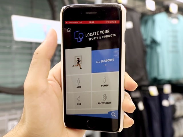 Video : Inside India's Most High-Tech Retail Store