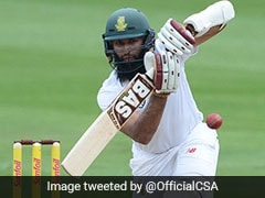 Amla Becomes Third South African Batsman To Score 9000 Test Runs