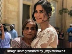 <I>Bharat</I>: Katrina Kaif's Pic With Salma Khan Goes Viral After Arpita Posts And Then Deletes It