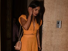 Priyanka Chopra Parties With Janhvi Kapoor, Sara Ali Khan, Ananya Panday. All Pics Here