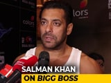 Video : Salman Khan Explains Why He Loses His Cool While Hosting <i>Bigg Boss</i>