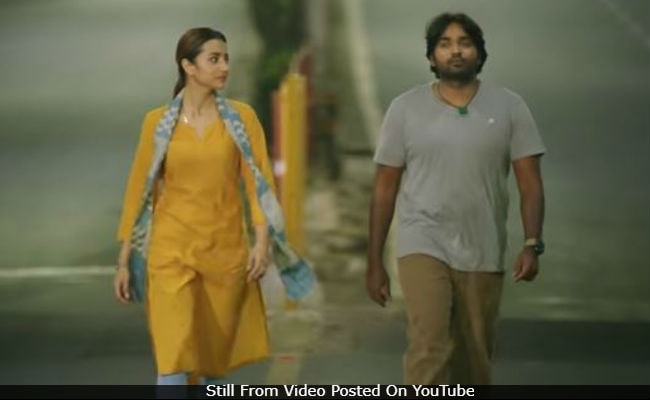 96 Teaser: Trisha Krishnan And Vijay Sethupathi's Tale Of Love And Emotions