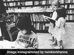 Twinkle Khanna's Instagram Post Featuring Nitara Comes With A Message