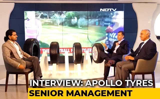 Video : In Conversation With Neeraj Kanwar & Satish Sharma, Apollo Tyres