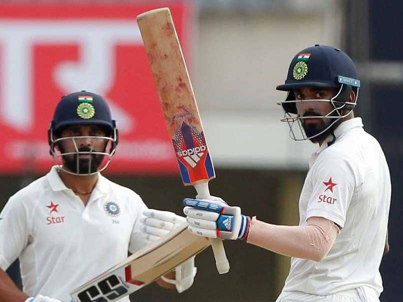 Sourav Ganguly Picks His Openers For Indias First Test Against England