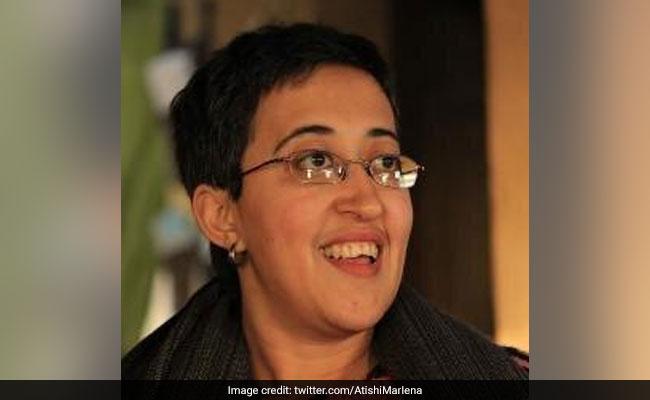 Atishi Marlena Named Aam Aadmi Party Lok Sabha Candidate