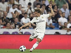 Inter Milan To Sue La Liga Boss Over Luka Modric Comments
