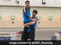 World Championships: Saurabh Chaudhary Smashes Junior World Record, Wins Gold In 10m Air Pistol