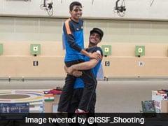 World Championships: Saurabh Chaudhary Smashes Junior World Record, Wins Gold In 10m Air Pistol