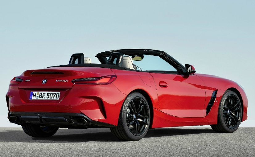 New Generation Bmw Z4 Launched In India Prices Start At Rs 64 90