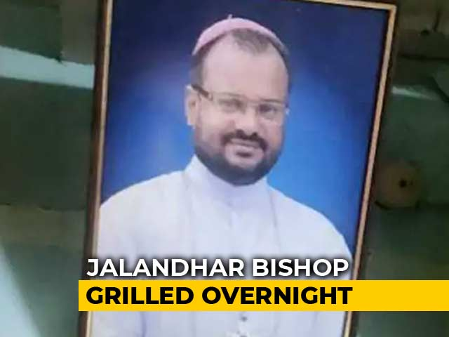Video : Bishop Raped Kerala Nun For 2 Years At Convent Guest Room: Cops To Court