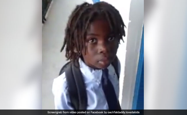 Boy With Dreadlocks Was Turned Away By His School On First Day Of Class
