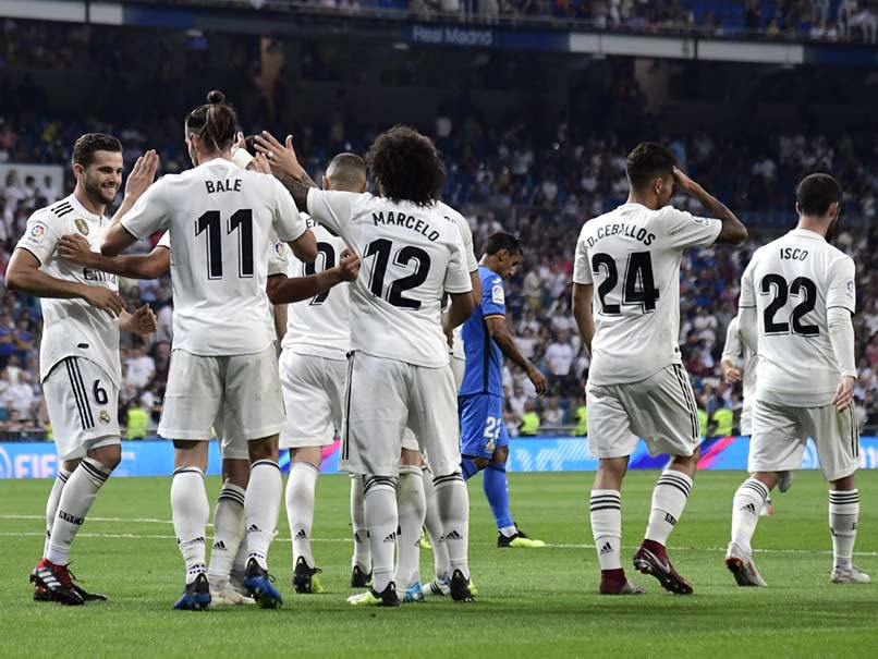 No Cristiano Ronaldo, No Zinedine Zidane, No problem As Real Madrid Start La Liga With Victory
