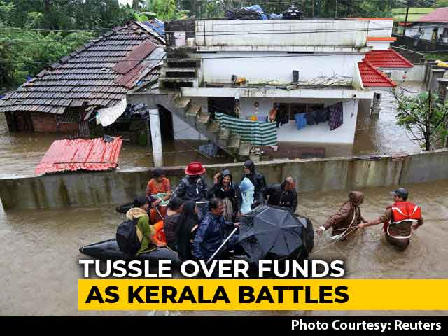 Video: Amid Row Over 'Rs. 700 Crore' Kerala Aid, UAE Says Yet To Make Any Offer