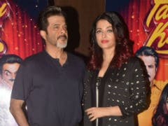 Inside <i>Fanney Khan</i> Anil Kapoor And Aishwarya Rai Bachchan's Movie Night