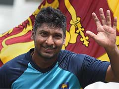 Kumar Sangakkara Doesn