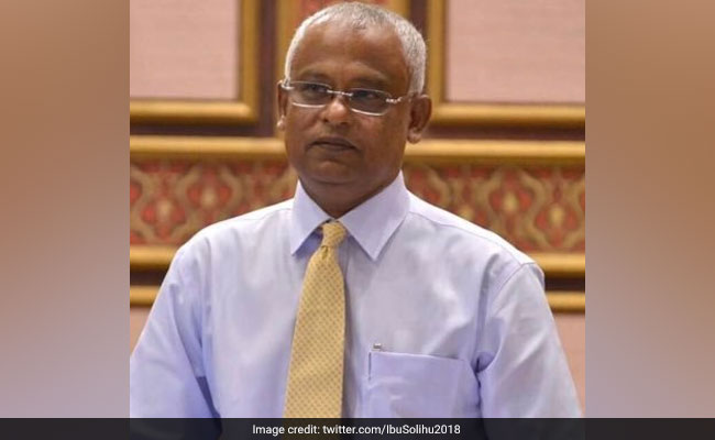 Maldives Opposition Picks Veteran Ibrahim Solih For Presidential Race