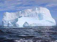 After Saudi's Musings, Icebergs To Rescue In Drought-Hit Cape Town