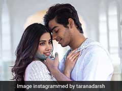 <I>Dhadak</I>: Janhvi Kapoor Says This Is 'Biggest Compliment' For Her Film