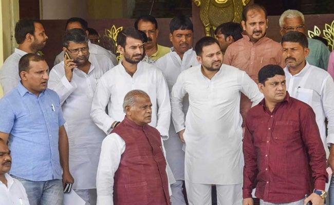 RJD Demands Nitish Kumar's Resignation Over Bihar Shelter Rapes