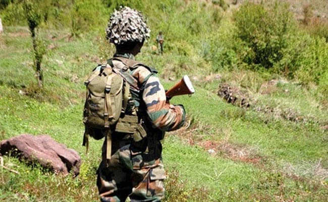 Soldier Killed In Lanslide In Jammu And Kashmir's Baramulla