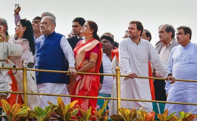 Rajasthan Election: Amit Shah, Rahul Gandhi To Visit Bikaner This Week