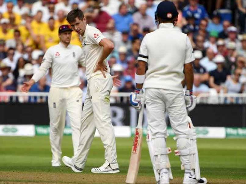 England Struggled To Create Chances In Middle Period, Says Chris Woakes