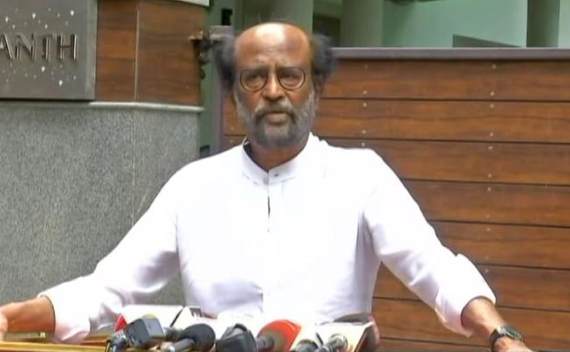 'Censors Cleared It': Rajinikanth Slams AIADMK Protests Against 'Sarkar'