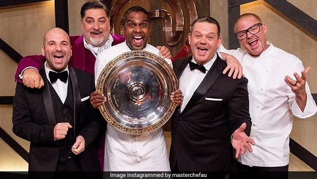 Masterchef Australia 2018 Title Goes To Indian Origin Prison Guard Sashi Cheliah