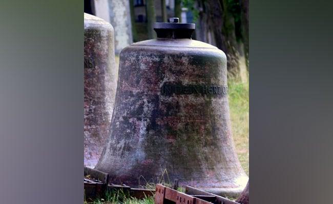 কালের ঘন্টাধ্বনিঃ  277 বছরের ঐতিহাসিক ঘন্টা পাওয়া গেল চিনের গ্রামে